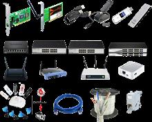 تجهیزات شبکه و ارتباطات